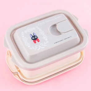 Kiki's Delivery Service Flowery Jiji Bento Box Set - Medium