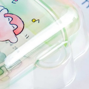 Koupen Chan Soft Type Clear AirPods Case