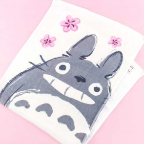My Neighbor Totoro Sakura Long Towel