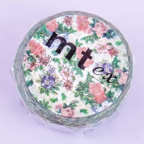 MT Vintage Florals Washi Tape