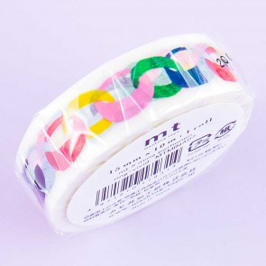 MT x Minä Perhonen Color Chain Masking Tape