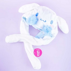 Cinnamoroll  Fluffy Hat With Movable Cheering Hands