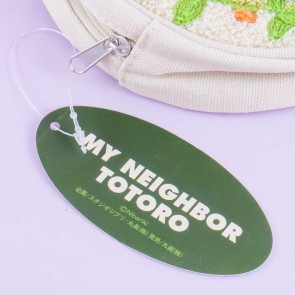 My Neighbor Chu-Totoro Round Cloth Pouch