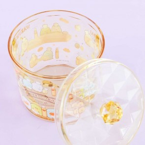 Sumikko Gurashi Bakery Round Jewel Storage Case