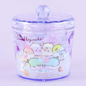 Sumikko Gurashi Winter Round Jewel Storage Case
