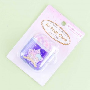 Little Twin Stars Together Soft Type Airpods Case