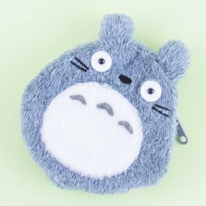 My Neighbor Totoro Lovely Fluffy Coin Purse