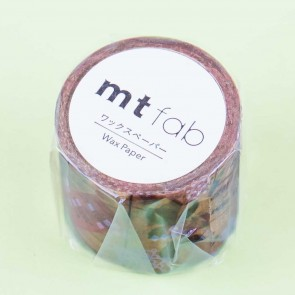 MT Fab Old Stamp Collection Washi Tape