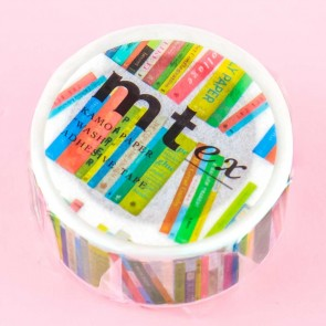 MT Bookshelf Washi Tape