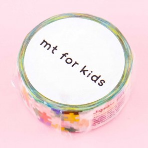 MT For Kids Puzzle Washi Tape