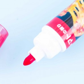 Calbee Pizza Potato Double Color Scented Marker