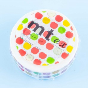 MT Apples Washi Tape