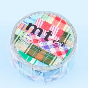 MT Plaid Overload Washi Tape
