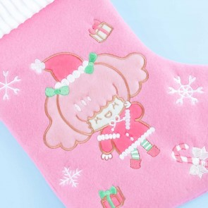 Santa Aiko Christmas Stocking