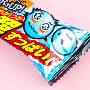 Meigum Surprise Super Sour Soda Gum