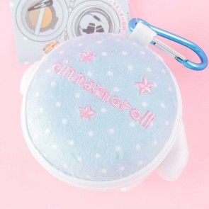 Cinnamoroll Fluffy Headphones Case