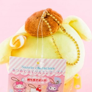 Pompompurin Cup Pouch & Plushie Charm