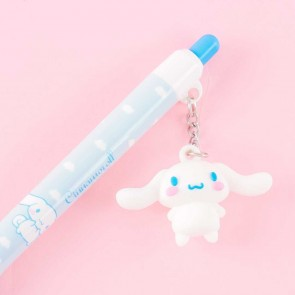 Cinnamoroll Click Pen With Charm