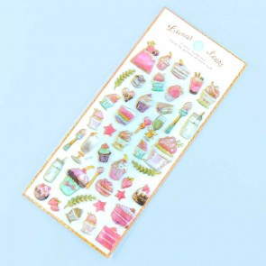 Lunar Tears Sparkly Sweet Treats Stickers