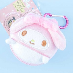 My Melody Fluffy Headphones Case