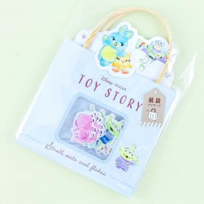 Toy Story Shopping Bag Sticker Flakes