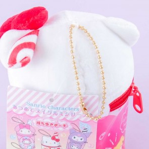 Hello Kitty Cup Pouch & Plushie Charm