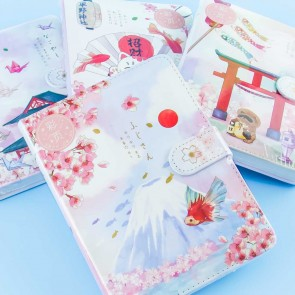 Japan Sakura Sights Planner
