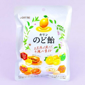 Lotte Karin Citrus 4 Flavor Throat Candies