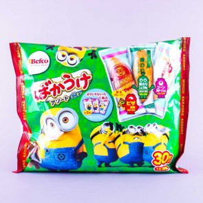 Kuriyama Minions Bakauke Rice Crackers - Assorted Flavors