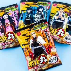Demon Slayer Potato Maru Snacks - Light