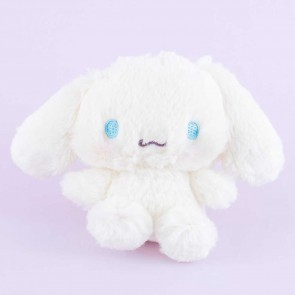 Smiling Cinnamoroll Fluffy Plushie - Medium