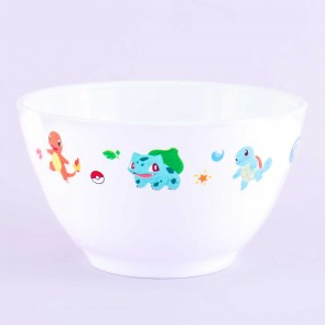 Pokémon Characters Rice Bowl