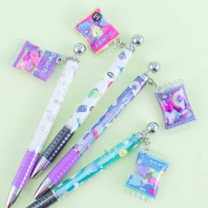 Sweets Overload Mechanical Pencil With Candy Bag Charm