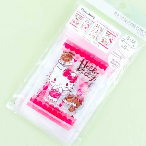 Hello Kitty Pancake Time  Zipper Bag Set