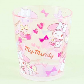 My Melody Color Doodle Clear Cup