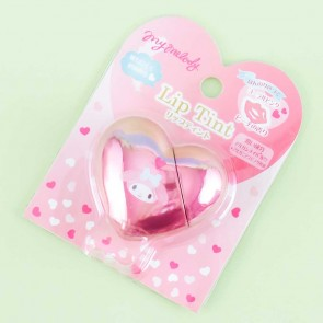 My Melody Heart Lip Gloss - Peach