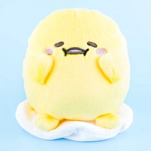 Gudetama Shy Plushie - Medium