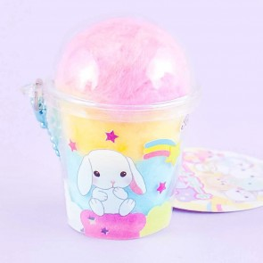 Pote Usa Loppy Cotton Candy Cup Charm