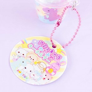 Fantasy Dragon Cotton Candy Cup Charm