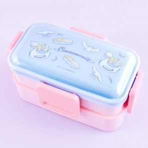 Cinnamoroll Swan Ride Double Layer Bento Box