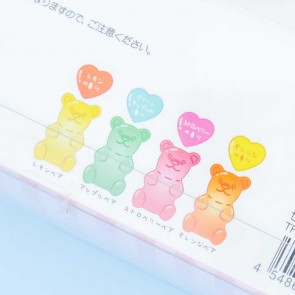 Fruity Gummy Bear Scented Markers