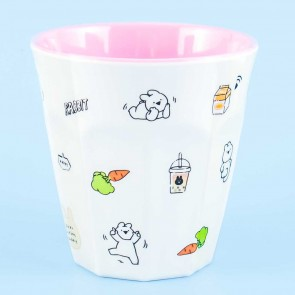Over Action Rabbit Carrot Cup