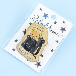 Rilakkuma Shiny School Bag Pin