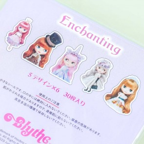Blythe Enchanting Sticker Flakes