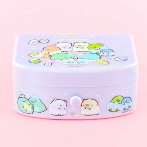 Sumikko Gurashi Toothbrush Time Jewelry Drawer Box