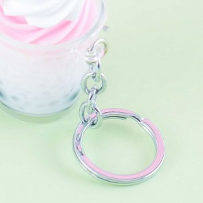 Creamy Milk Tea Keychain