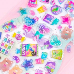 Pop Sweets Candy Stickers