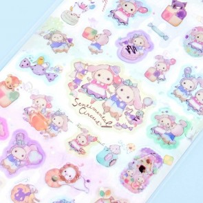 Sentimental Circus Candy Land Stickers