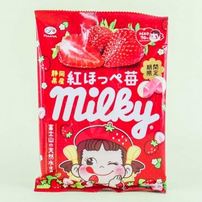 Milky Peko-Chan Benihoppe Strawberry Candy