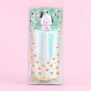 Pochacco Heart Lip Cream - Peach